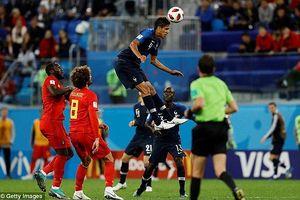 Chiến thắng của Pháp mang dáng dấp bóng đá... Italia