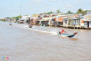 Thời tiết cực đoan hoành hành tại Cà Mau