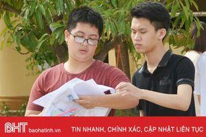 Kỳ thi THPT quốc gia 2018: Gần 91% học sinh Hà Tĩnh dưới điểm trung bình môn Ngoại ngữ