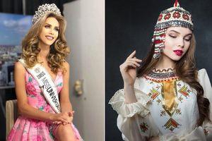 Hoa hậu Nga được đề nghị không ở cùng phòng với Hoa hậu chuyển giới người Tây Ban Nha