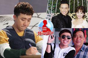 Trấn Thành nghẹn ngào kể về 4 lần bố khóc: '1 lần tôi đậu Én Đồng và 1 lần ngày cưới Hari Won'