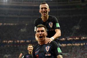 Thần kinh thép, Croatia ngược dòng thắng Anh 2-1 để lần đầu tiên vào chung kết World Cup