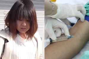 Nữ y tá viện dưỡng lão bị tình nghi tiêm chất tẩy độc giết chết hàng chục bệnh nhân