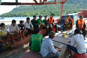 Kiên Giang: Phấn đấu đến năm 2020, trở thành tỉnh mạnh về biển so với các tỉnh trong khu vực