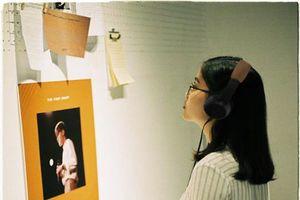 Triển lãm âm nhạc kết hợp hiệu ứng thị giác