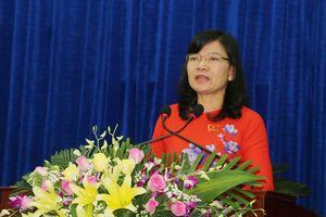 Bà Lâm Thị Sang trúng cử chức Phó chủ tịch UBND tỉnh Bạc Liêu