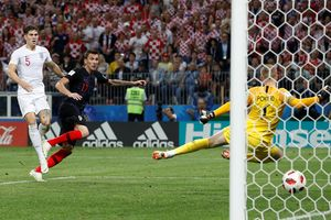 Mandzukic: 'Chiến thắng của Croatia như một phép màu'