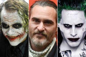 Tài tử 'Her' đóng vai gã hề phản diện Joker trong phim riêng