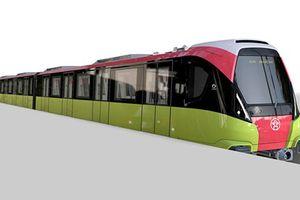 Lộ hình ảnh đầu tiên tàu điện Nhổn - ga Hà Nội