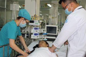 Phẫu thuật thành công cứu một bé gái 13 tuổi, bị tắc tỉnh mạch cửa