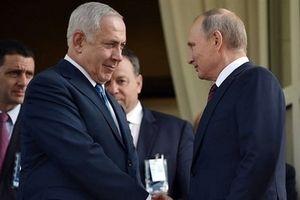 Israel và Nga bàn thảo về sự hiện diện quân sự của Iran ở Syria