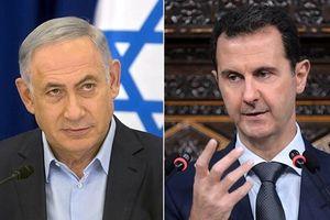 Thủ tướng Netanyahu nói Israel không tìm cách lật đổ Tổng thống Syria