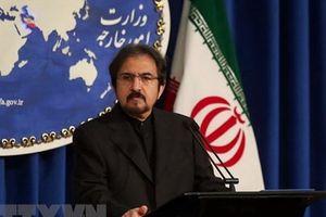 Iran bác quan ngại của NATO về chương trình tên lửa đạn đạo