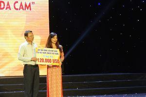 Đà Nẵng: Ủng hộ nạn nhân chất độc da cam gần 8 tỉ đồng