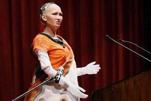 'Bật mí' robot Sophia, robot công dân đầu tiên đang có mặt tại Việt Nam