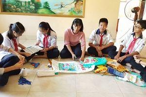 Những cô giáo đam mê sáng tạo và yêu cuộc sống xanh