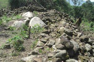 Quảng Ngãi: Nhiều di tích, công trình văn hóa bị xâm hại nghiêm trọng