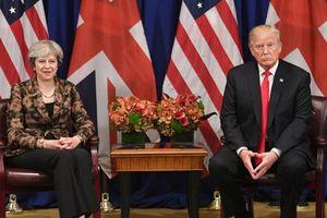 Tổng thống Trump ca ngợi mối quan hệ 'vô cùng vững mạnh' với Anh