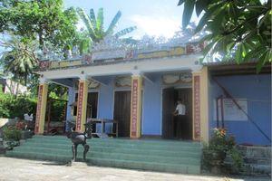 Đà Nẵng: Khẩn trương thực hiện thủ tục xếp hạng một số di tích tại làng biển Nam Ô
