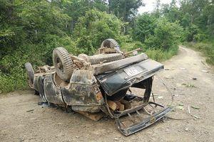 Đắk Nông: Đình chỉ cả trạm quản lý bảo vệ rừng sau vụ lật xe chở gỗ lậu