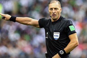 Tuyển Pháp gặp bất lợi khi trọng tài Argentina bắt trận chung kết?