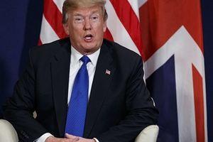 Tổng thống Mỹ 'nắn gân' Thủ tướng Anh