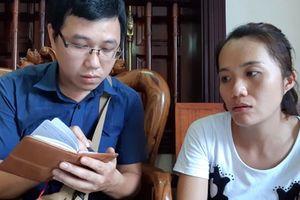 Vụ trao nhầm con ở Hà Nội: Thương con sẽ lo tròn mọi sự!