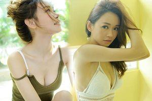 Vẻ gợi cảm 'chết người' như gái 20 của hoa hậu Hong Kong 2001