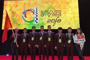 Việt Nam đoạt 6 huy chương Olympic Toán quốc tế