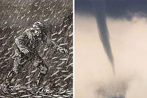9 hiện tượng chứng minh rằng thiên nhiên có thể 'hạ gục' con người bất cứ lúc nào