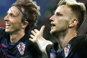 'Quái vật hai đầu' Modric và Rakitic