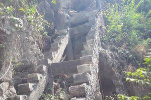Công trình trái phép tại Tràng An có thực sự đã được tháo dỡ?