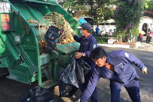 Bà Rịa - Vũng Tàu: Cần phương án giá mới cho việc thu gom, vận chuyển rác sinh hoạt