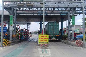 Bộ GTVT yêu cầu miễn, giảm phí cho người dân 7 xã cạnh trạm BOT Tân Đệ