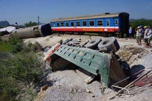 Sau 5 vụ tai nạn tàu hỏa liên tiếp, Cục trưởng Cục Đường sắt sẵn sàng 'chịu mọi hình thức kỷ luật'
