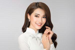 'Hot girl World Cup' Ngọc Nữ dừng thi Hoa hậu Việt Nam