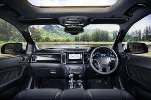 Phiên bản nâng cấp Ford Everest ra mắt tại Thái Lan, động cơ diesel EcoBlue và hộp số 10 cấp