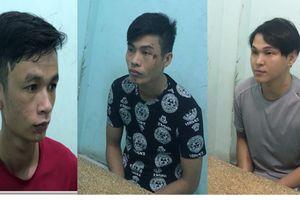 Bắt băng nhóm 9X thực hiện 7 vụ cướp giật trong vòng 5 giờ