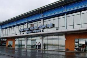 'Nâng đời' sân bay Đồng Hới