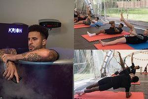 Phục hồi bằng Yoga, ĐT Anh sẵn sàng đại chiến Bỉ ở World Cup 2018