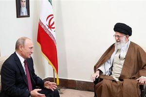Israel không thể gây ảnh hưởng đến quan hệ giữa Iran và Nga