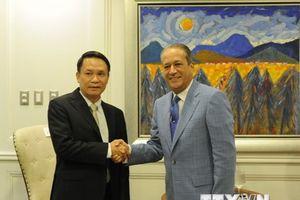 CH Dominicana khẳng định thiện chí phát triển quan hệ với Việt Nam