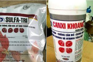 Bắt quả tang Công ty CP Dược và vật tư thú y Đông Á sản xuất hàng giả