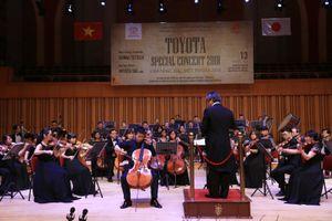 Hòa nhạc đặc biệt Toyota 2018 kỷ niệm 45 năm tình hữu nghị Việt Nam - Nhật Bản