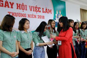 Hàng chục sinh viên được tiếp nhận làm việc tại Nhật, Singapore