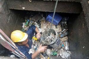 Nhức nhối rác thải đô thị