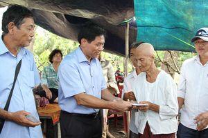 Hỗ trợ bà con Việt kiều sau vụ cháy ở Phnom Penh, Campuchia