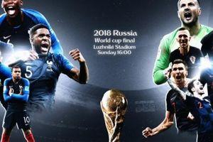 Chuyên gia thế giới soi kèo Pháp vs Croatia (22h00 ngày 15.7): Cổ tích kết thúc