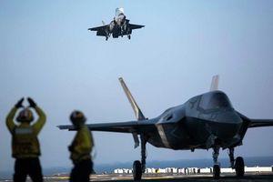 Phá vỡ truyền thống, Mỹ lẳng lặng triển khai chiến đấu cơ F-35B