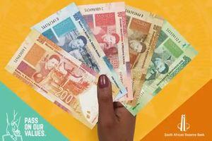Nam Phi phát hành tiền phiên bản hạn chế kỷ niệm 100 năm ngày sinh cố Tổng thống Nelson Mandela